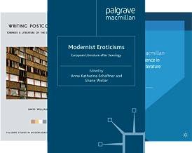 Palgrave Studies in Modern European Literature (26 Book Series)