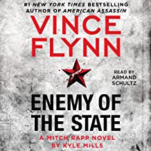 Enemy of the State: Mitch Rapp, Book 16