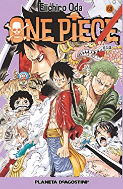 One Piece nº 69 (Manga Shonen) (Spanish Edition)