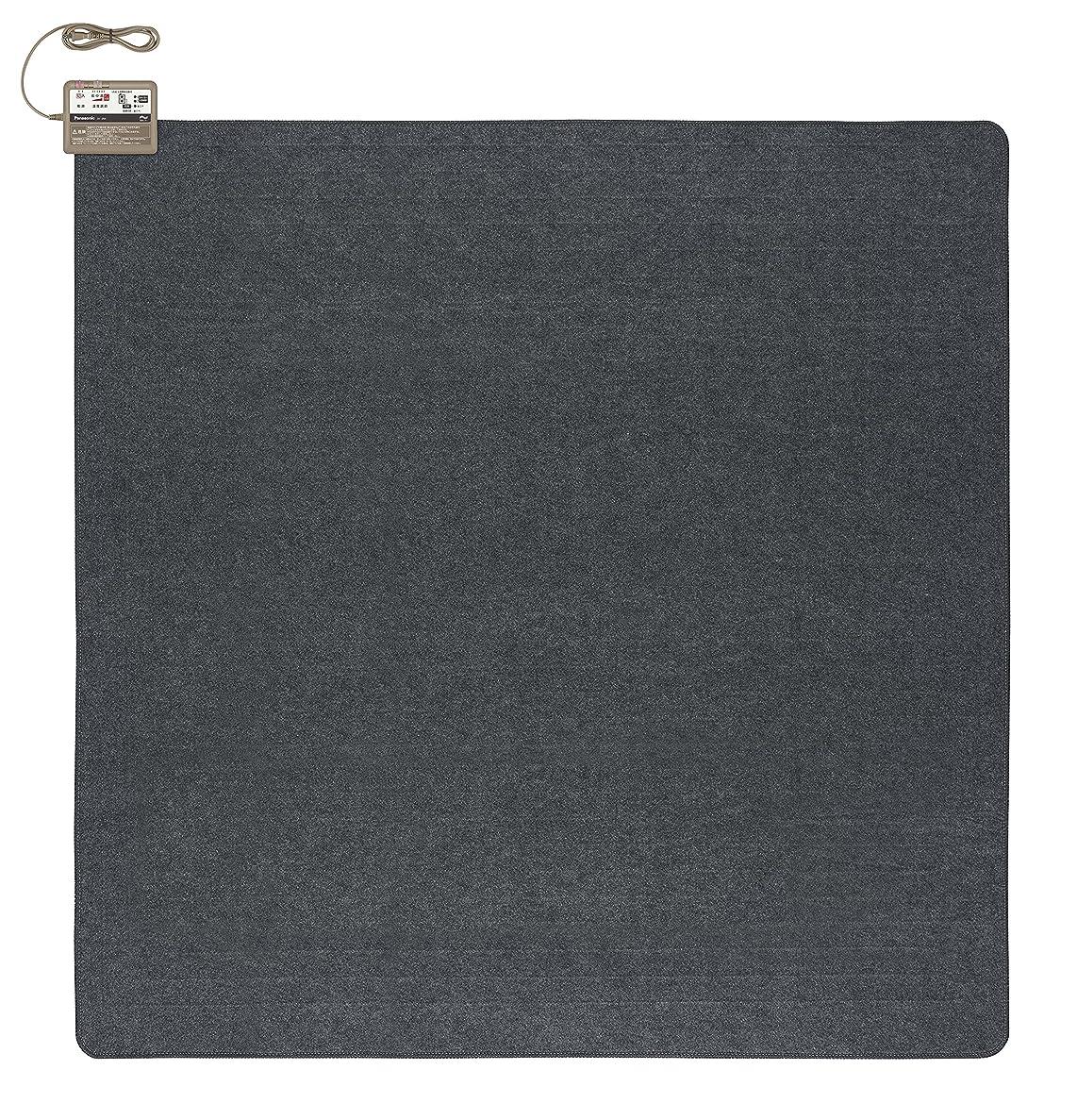 磁気一人でに応じてパナソニック ホットカーペット ヒーター本体 2畳 176×176cm DC-2NK
