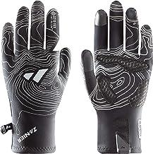 Zanier Unisex – volwassenen 40078-2010-10 handschoenen, zwart, wit, 10