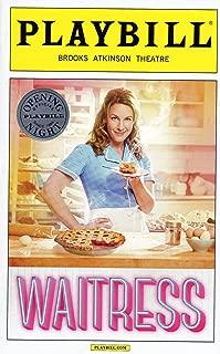 Best sara bareilles waitress playbill Reviews