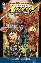 Superman: Action Comics Vol. 4: Hybrid (The New 52)