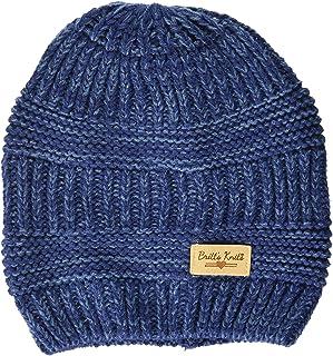 Britt's Knits Women's Standard Acrylic Beanie Hat, As As Shown, One Size