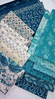 andover blue sky fat quarter bundle