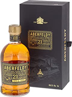 Aberfeldy 21 Jahre Highland Single Malt Whisky 1 x 0,7 l