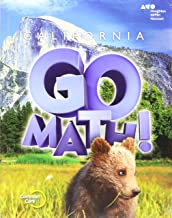 Houghton Mifflin Harcourt Go Math!: Student Edition Grade 2 2015