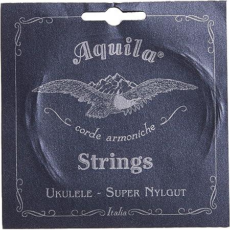 Aquila Super Nylgut AQ-106 Tenor Ukulele Strings - High G - 1 Set of 4