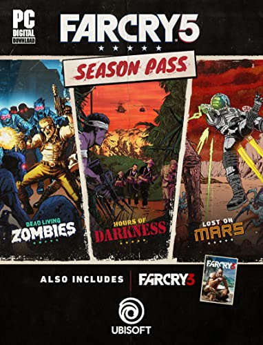 Far Cry 5 - Season Pass [PC Code - Uplay]