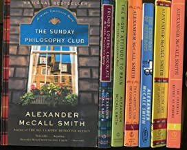 An Isabel Dalhousie Mystery: 6 Book Set- The Sunday Philosophy Club/ Friends, Lovers, Chocolate/The Right Attitude to Rain...