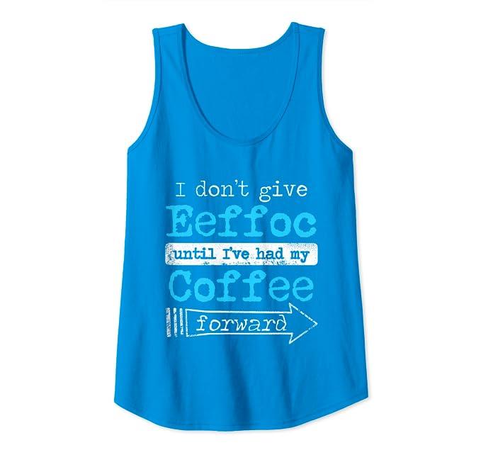 Amazon.com: Eeffoc - Cafetera con texto en inglés