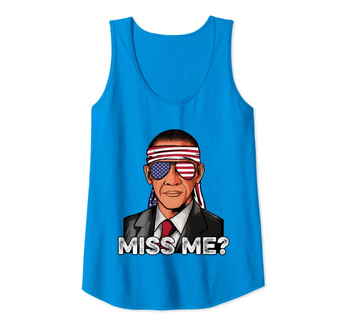 Amazon.com: Gafas de sol Barack Obama Shirt de la bandera ...
