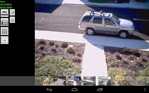 『IP Cam Viewer Full』の2枚目の画像