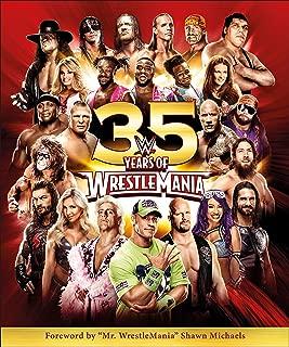 WWE 35 Years of Wrestlemania