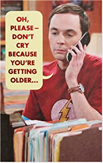 American Greetings Funny Birthday Card (The Big Bang Theory)