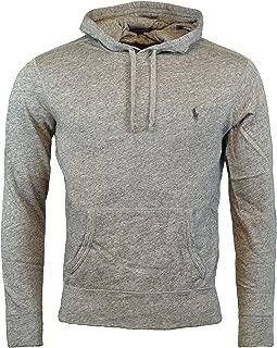 Men's Terry Hooded Pullover Sweatshirt