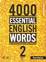 Best 4000 essential english words book 2 Reviews