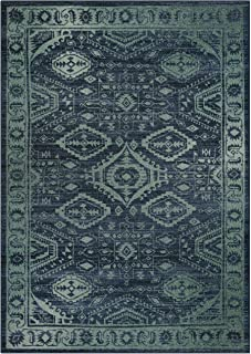 Maples Rugs Georgina Traditional Area Rugs for Living Room & Bedroom [Made in USA], 5..