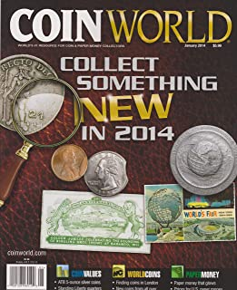 Coin World Magazine January 2014