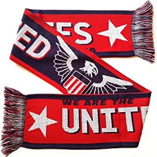 Best team usa soccer scarf Reviews