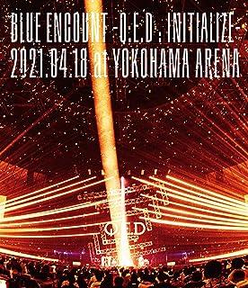 「BLUE ENCOUNT ~Q.E.D : INITIALIZE~」2021.04.18 at YOKOHAMA ARENA (通常盤) (BD) (特典なし) [Blu-ray]