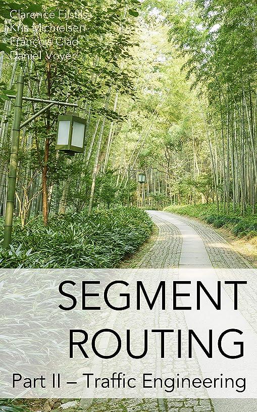 修正するかろうじて罪悪感Segment Routing Part II: Traffic Engineering (English Edition)
