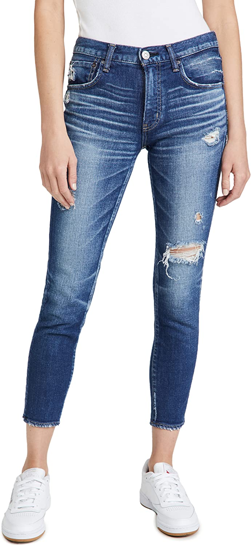 MOUSSY Now on sale VINTAGE Women's MV gift Jeans Skinny Ace