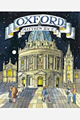 Oxford: A Living History of English Architecture Hardcover
