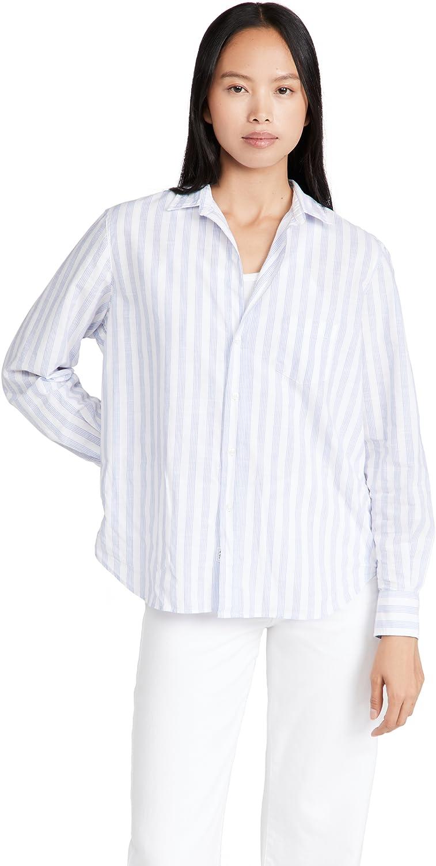 Frank & Eileen Women's Eileen Woven Button Up Shirt