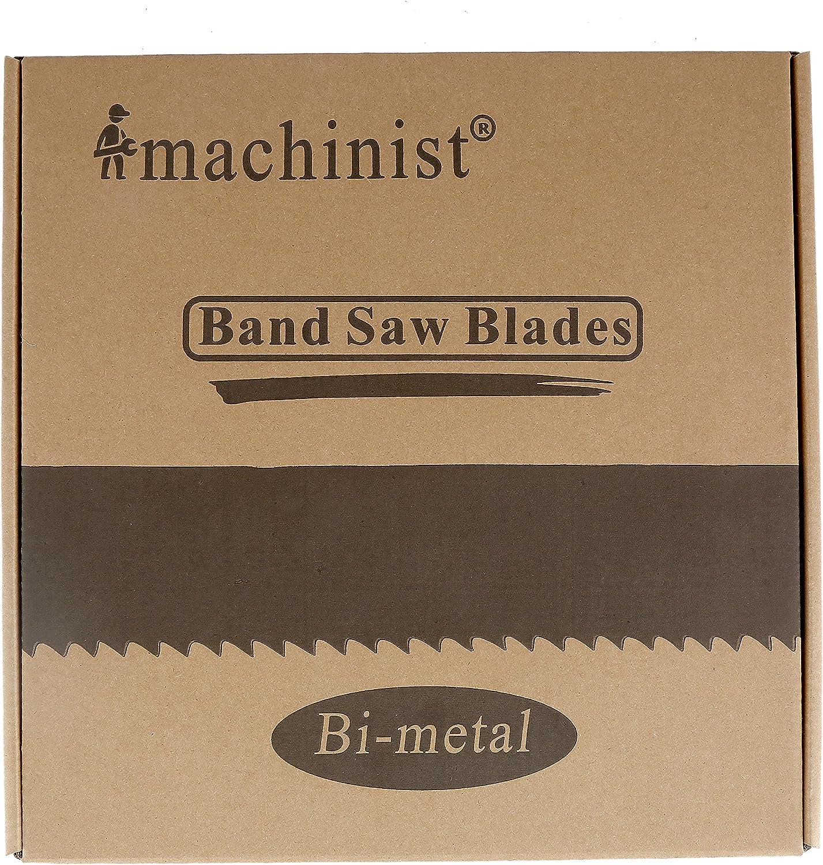 Imachinist S13834610 M42 Bi-metal Band New product Long Beach Mall Saw 3 4 138