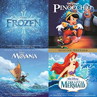 50 Great  Disney Songs