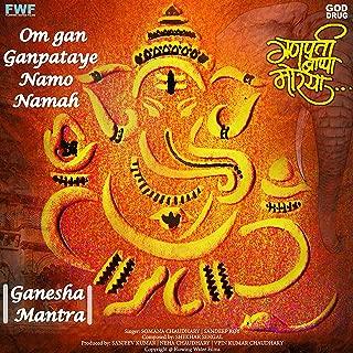 Best om gan ganpataye mantra Reviews