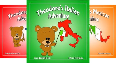 Theodore's Adventures (12 Book Series)