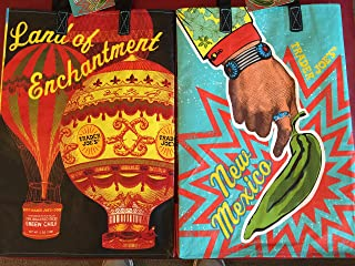 Trader Joe's 2 New Mexico Theme Bags Reusable Shopping Grocery Tote eco