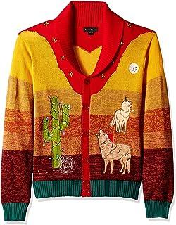 Blizzard Bay Men's Ugly Christmas Sweater Southwestern