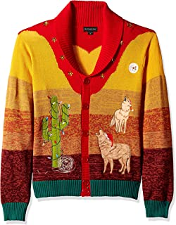 southwestern sweater mens