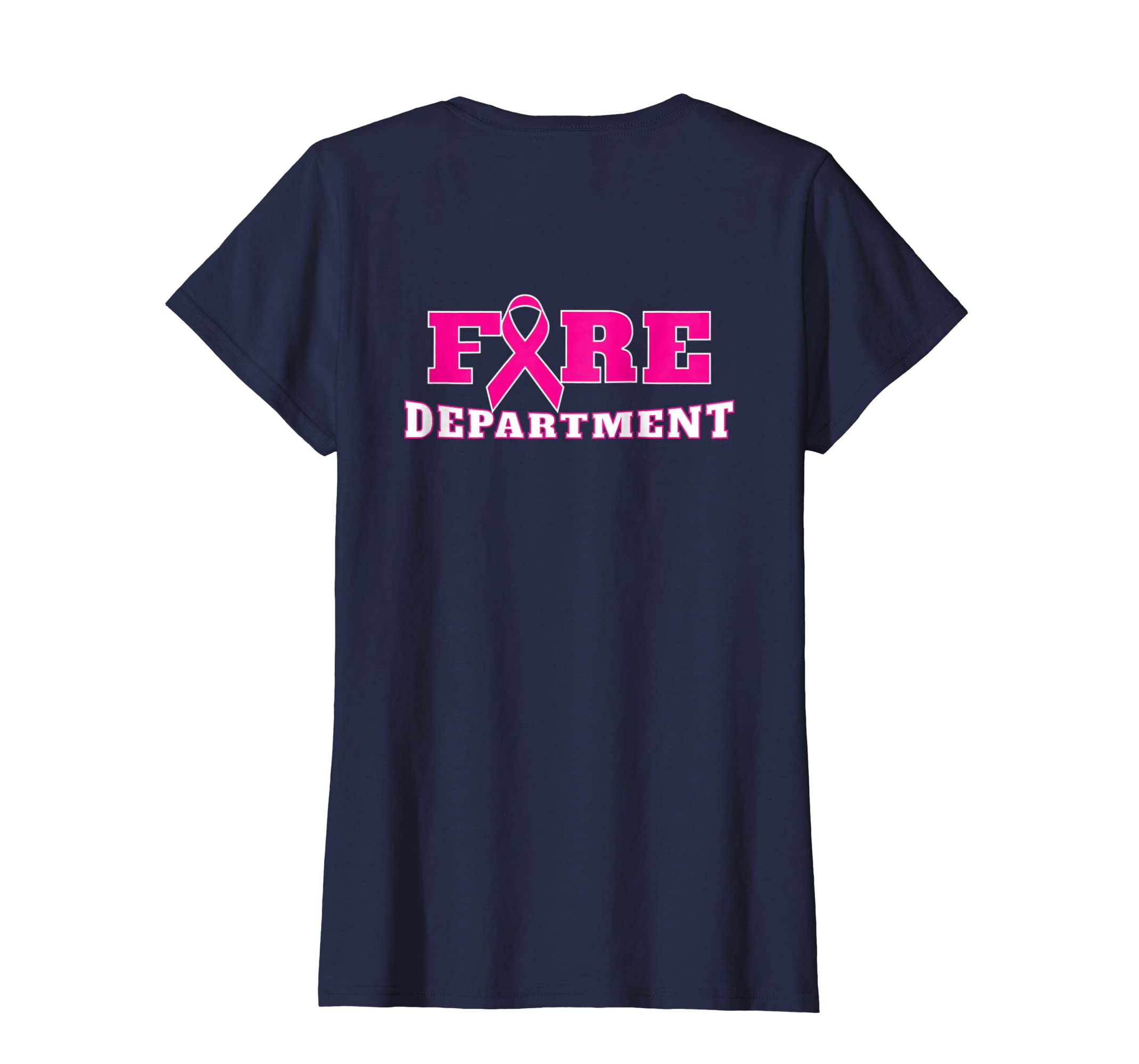 Amazon Com Breast Cancer Awareness Fire Department Pink Ribbon 3
