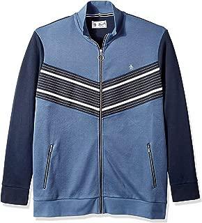 Men's Long Sleeve Track Jacket