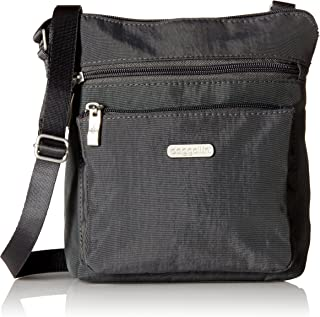 Pocket Lightweight Crossbody Bag–Spacious, Water-Resistant Travel Purse.