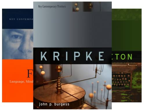 Key Contemporary Thinkers (50 Book Series)
