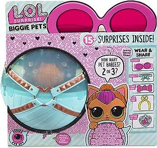 L.O.L Surprise! Biggie Pet- Neon Kitty
