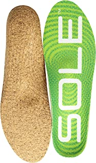 SOLE Active Medium Footbed Insoles for Men and Women