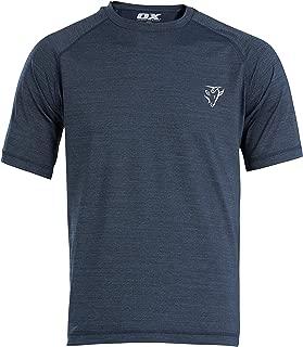 OX Tech Crew T-Shirt Navy - XL