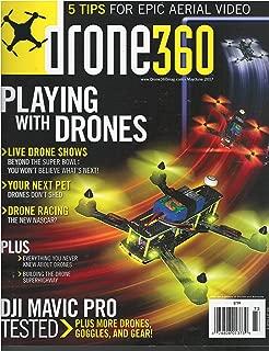 Drone 360 Magazine May June 2017