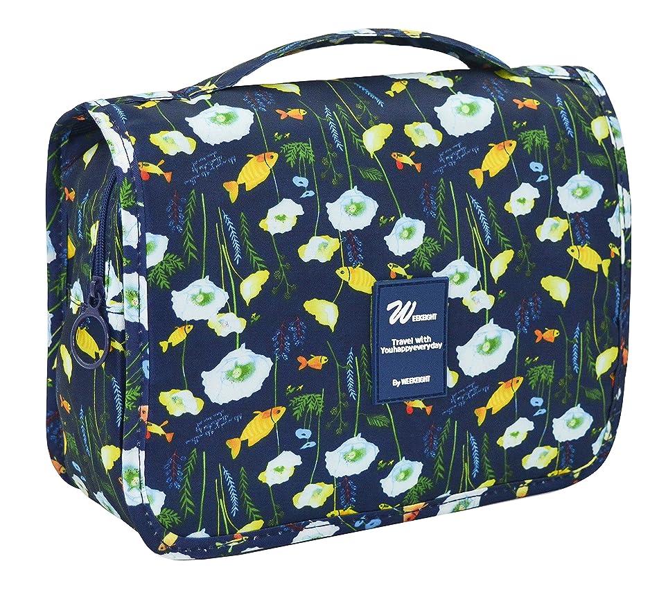 便携式挂旅行盥洗,防水化妆收纳化妆包袋子适用于女式