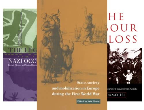 Studies in the Social and Cultural History of Modern Warfare (48 Book Series)