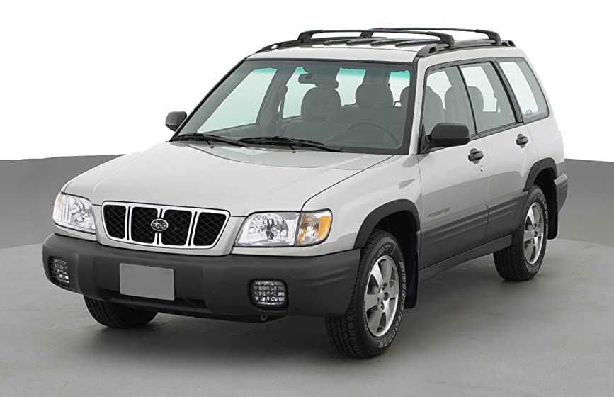 2001 subaru forester value