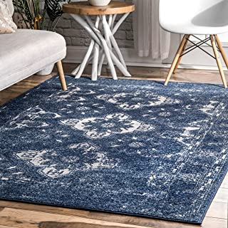 nuLOOM Ellie Traditional Area Rug, 5' x 7' 5
