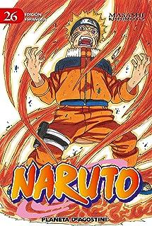 Naruto nº 26/72 (Manga Shonen)