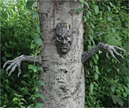 Seasons Spooky Living Tree Decoration